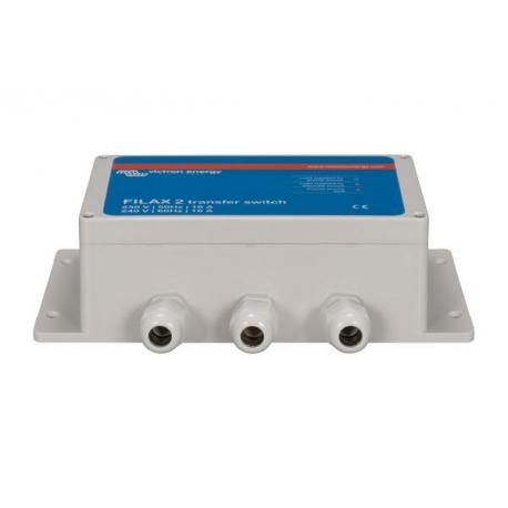 Coupleur de batteries Argodiode BCD 802 2 batteries 80A