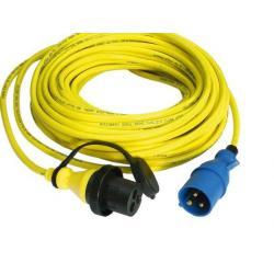 Rallonge câble solaire avec connecteurs 5 m, 4mm2