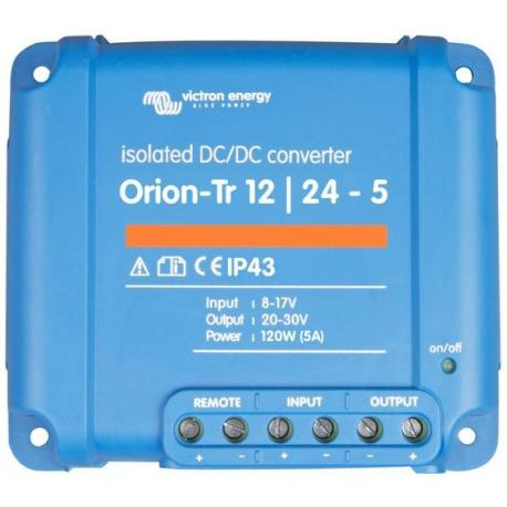Onduleur Phoenix 12/250 sortie IEC