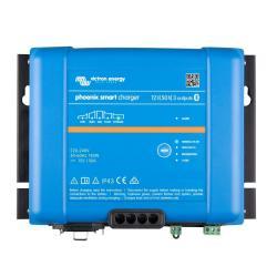 Régulateur de charge solaire BlueSolar PWM LCD 12/24V-20A