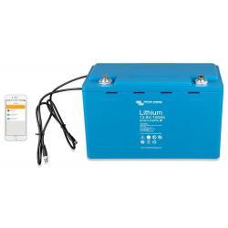 Batterie au lithium 12,8V/100Ah - Smart