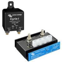 Batterien Kopplung / Abscheider